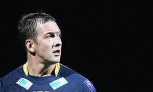 Leeds Rhinos' Danny McGuire