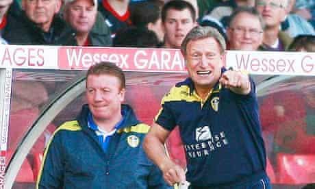 Leeds United manager Neil Warnock