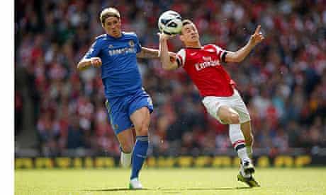 Fernando Torres Laurent Koscielny