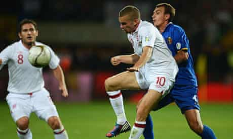 England's Tom Cleverley