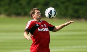 Soccer - Michael Owen joins Stoke City