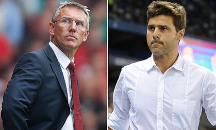 Southampton Sack Nigel Adkins And Name Mauricio Pochettino As Manager Nigel Adkins The Guardian