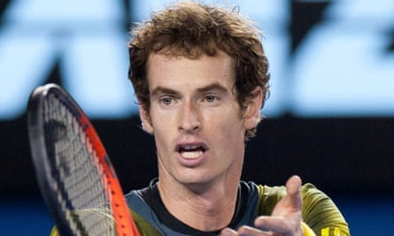 Andy Murray has to recover quickly