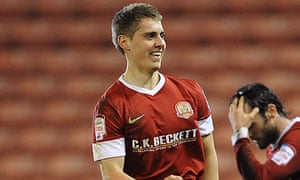 Soccer - FA Cup - Third Round - Barnsley v Burnley - Oakwell
