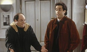 George Costanza and Jerry Seinfeld