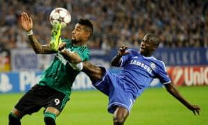 Schalke's Kevin-Prince Boateng