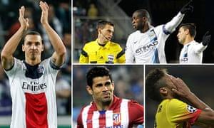 Champions League talking points