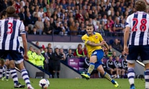 5501b9d4e Arsenal s Jack Wilshere finds right response to end a difficult week ...