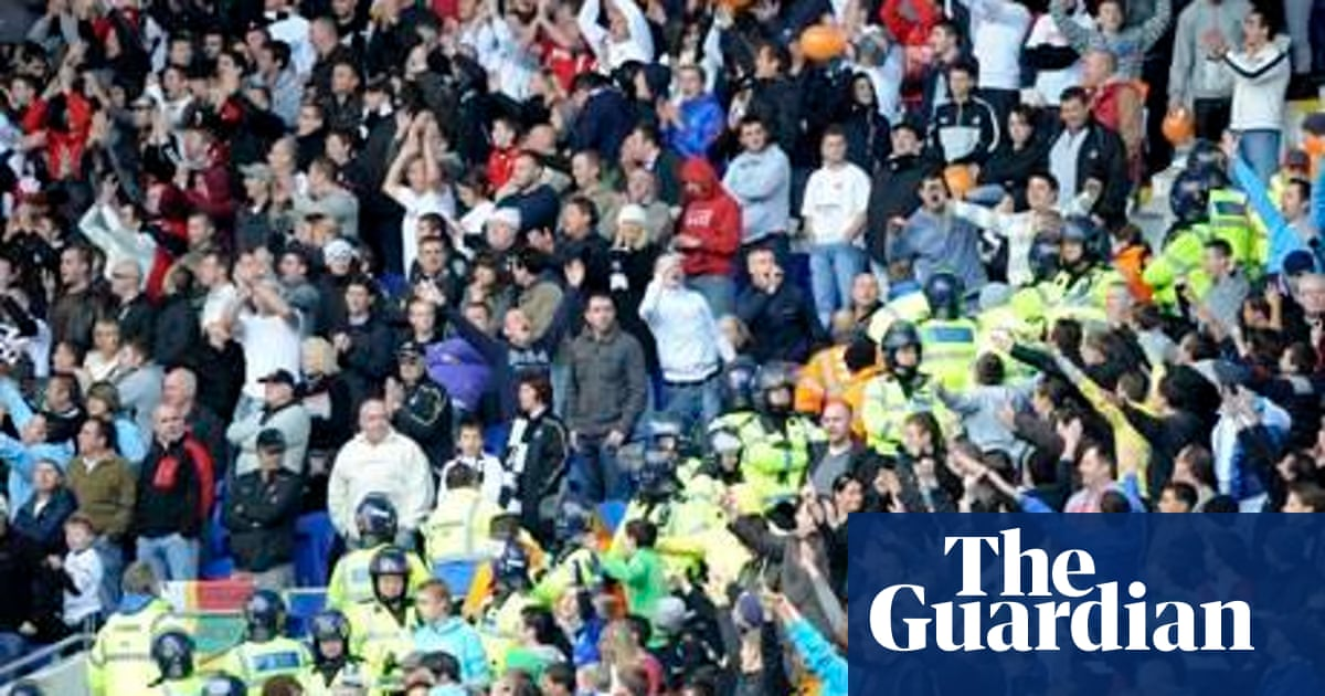 Cardiff And Swansea Make Premier League History But Hatred Continues Cardiff City The Guardian