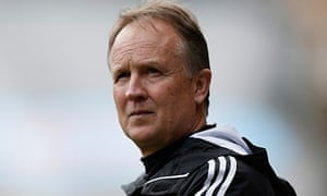 Sean O'Driscoll has left Ashton Gate