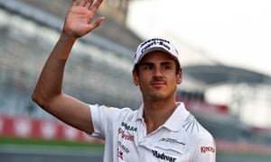 Adrian Sutil Signs Up To Swiss Team Sauber For 2014 Formula One Season