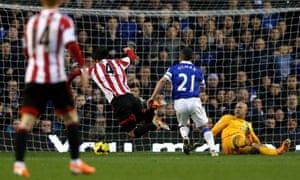 Tim Howard Everton Ki Sung-yong Sunderland