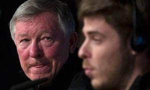 Sir Alex Ferguson David de Gea Manchester United