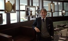 Roberto Mancini was talking in the Etihad lounge at Manchester airport