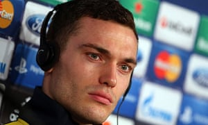 Thomas Vermaelen,  Arsenal FC Training & Press Conference - UEFA Champions League