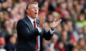 Nigel Adkins, former Southampton manager