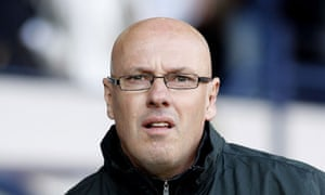 Brian McDermott, the new Leeds United manager, who was sacked by Reading in March
