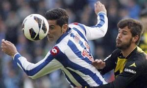Deportivo v Zaragoza