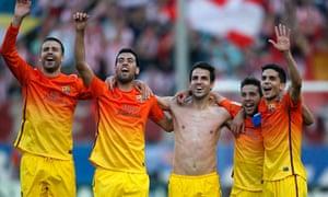 051af4db2 A sense of anticlimax but Barcelona still deserve their La Liga title