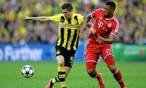 Borussia Dortmund v FC Bayern Muenchen
