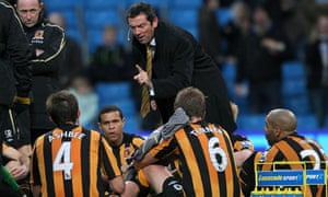 Soccer - Barclays Premier League - Manchester City v Hull City - City of Manchester Stadium