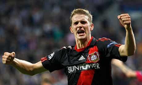 Lars Bender Bayer Leverkusen