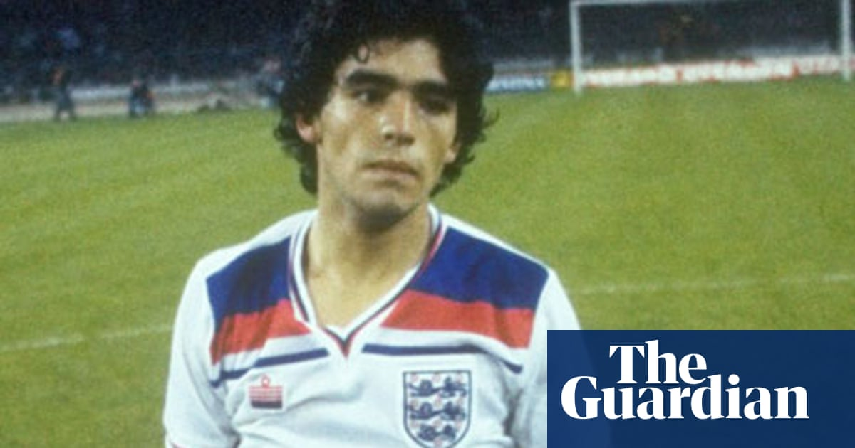Did Diego Maradona Almost Sign For Sheffield United Football The Guardian