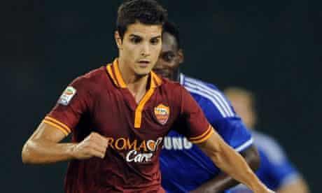 Erik Lamela from Roma to Tottenham