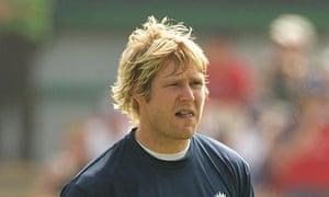 FILE - Matthew Hoggard Announces Retirement From Cricket At Season End