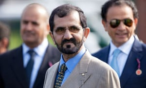 Latest drug seizure highlights the accountability of Sheikh Mohammed's endurance horse operation
