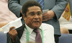 Eusebio at the 2006 World Cup