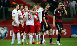 Poland 2-0 Germany press reaction: 'A miracle win that defied