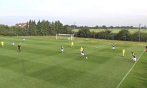 Ipswich Town Under-14 side