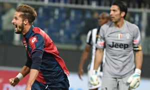 49fd589b877 Sportblog Genoa s Luca Antonini  angel of the mud and conqueror of Juventus