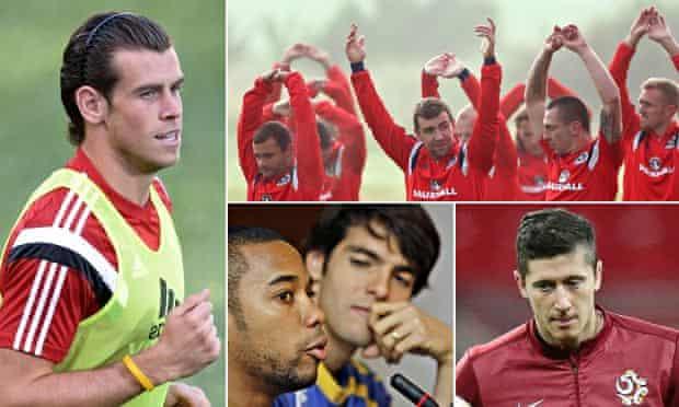 International football composite
