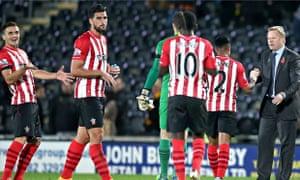 Hull City v Southampton - Barclays Premier League