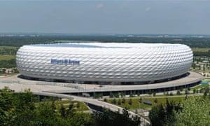 Bayern Munich Allianz Arena