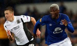Everton 0-1 Krasnodar | Europa League match report