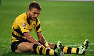 Dortmund's I Ciro Immobile