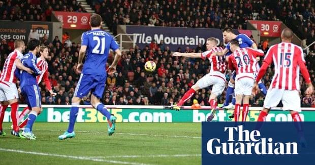 Stoke City 0-2 Chelsea | Premier League match report | Football