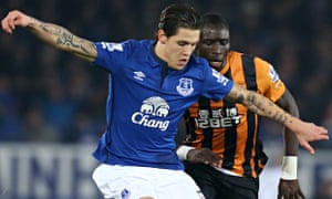 Everton's Muhamed Besic