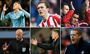 FA Cup talking points composite