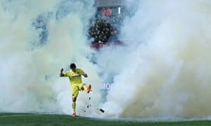 Villarreal's Jonathan Pereira