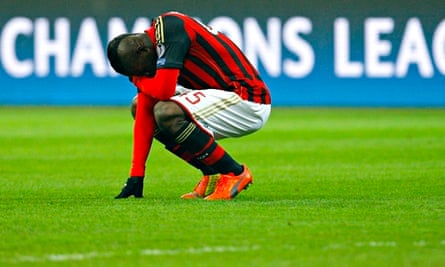Mario Balotelli: contemplating his future?