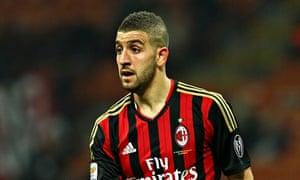 Adel Taarabt Milan