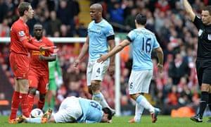 Liverpool FC vs Manchester City