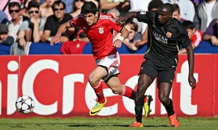 SL Benfica v FC Barcelona - UEFA Youth League Final