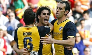 Atlético Madrid players