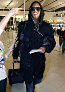 Nicolas Anelka left Cape Town in disgrace.