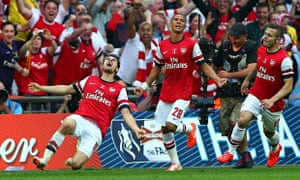 Arsenal win FA Cup final after 3-2 win over Hull City – as it ... bbb4a9cf1